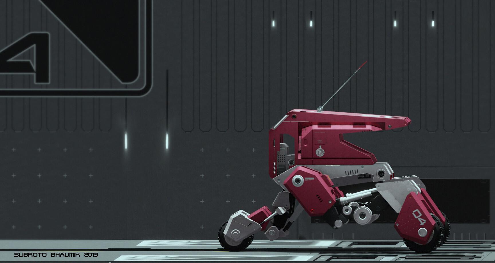 Subroto bhaumik blenderbot3
