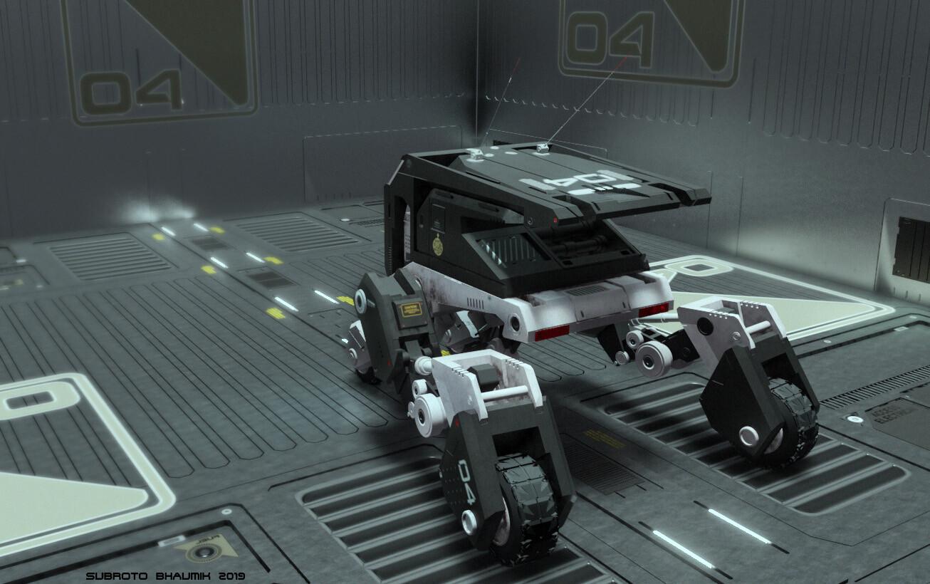 Subroto bhaumik blenderbot7