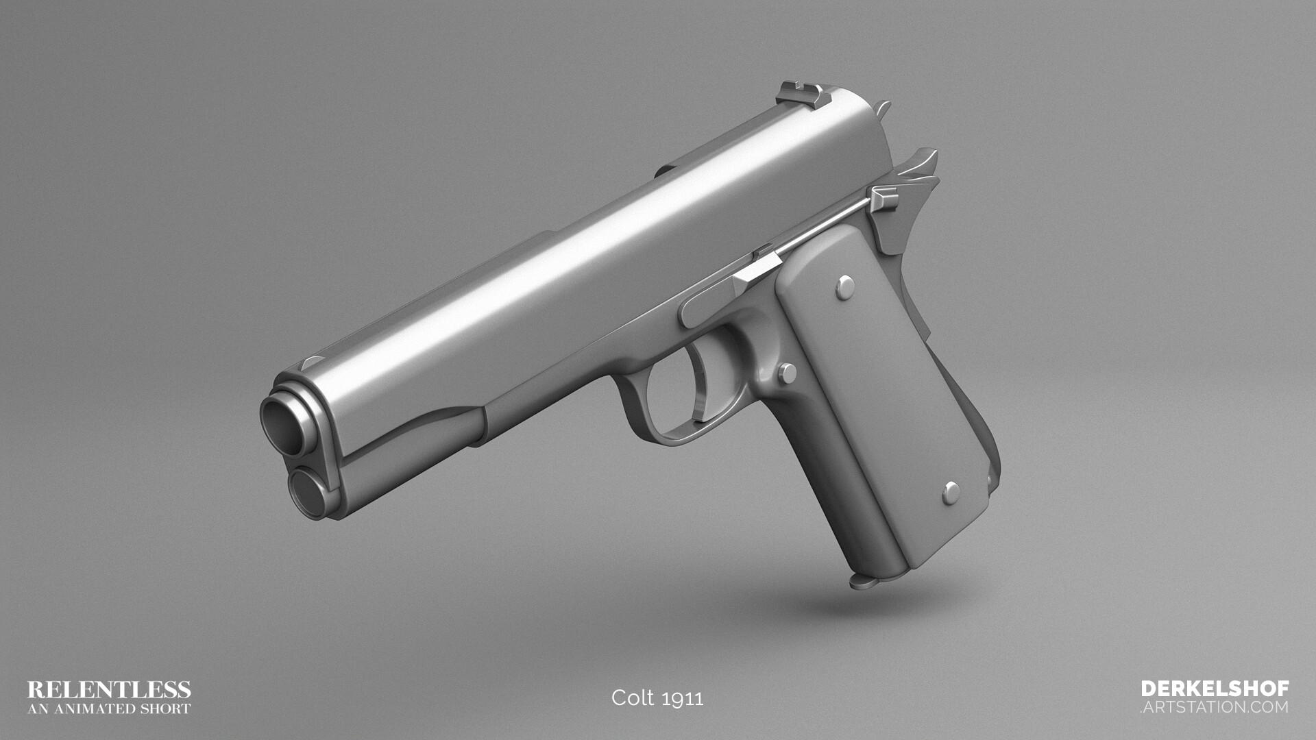 Derk elshof relentless gun 01