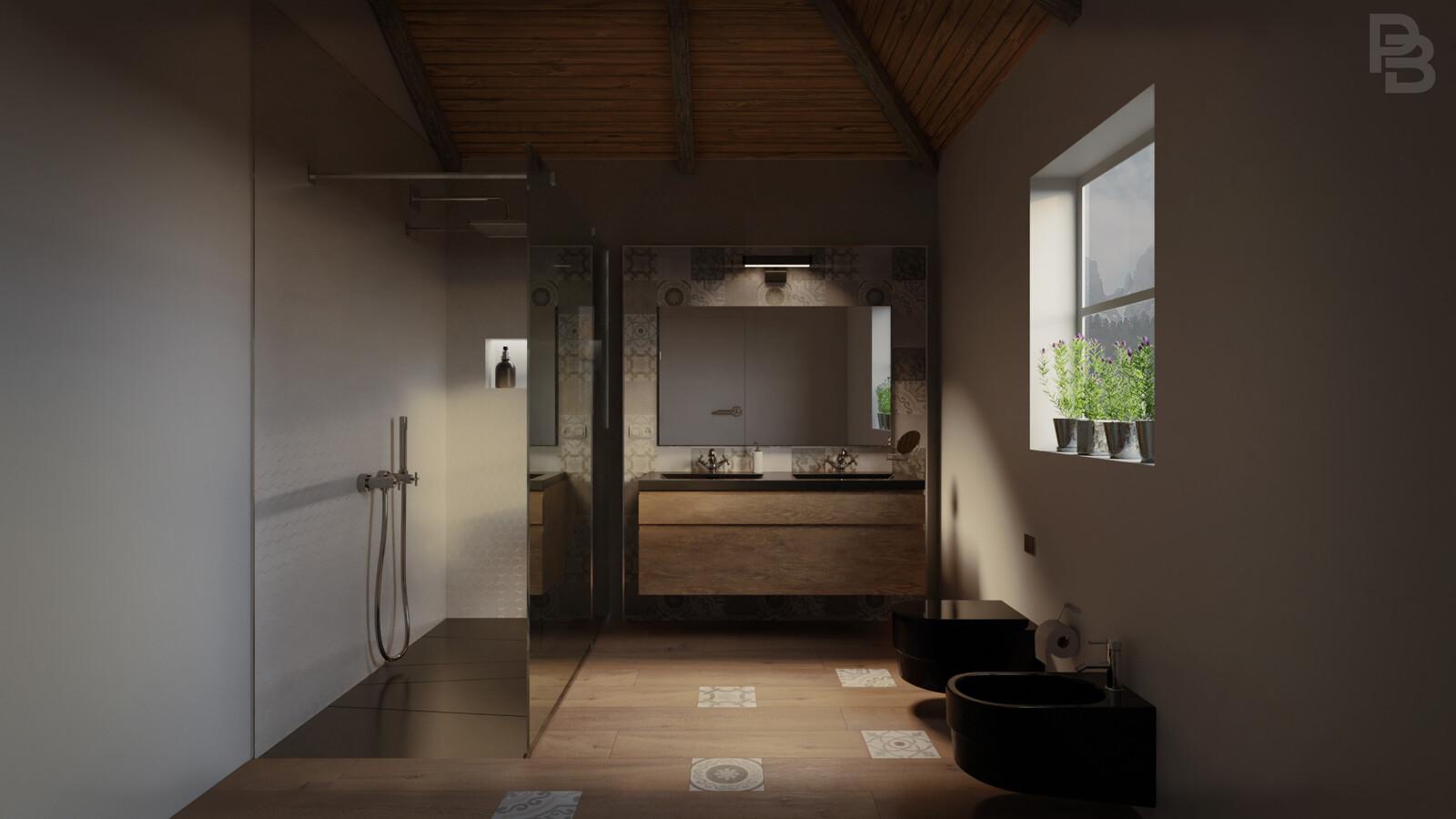 Massana bathroom
