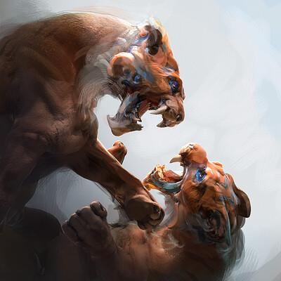 Tyler smith tigerfightmarm01