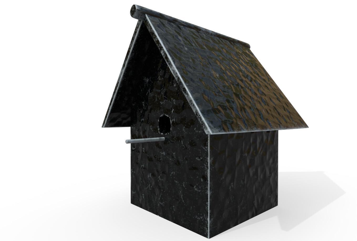 Joseph moniz birdhouse001f