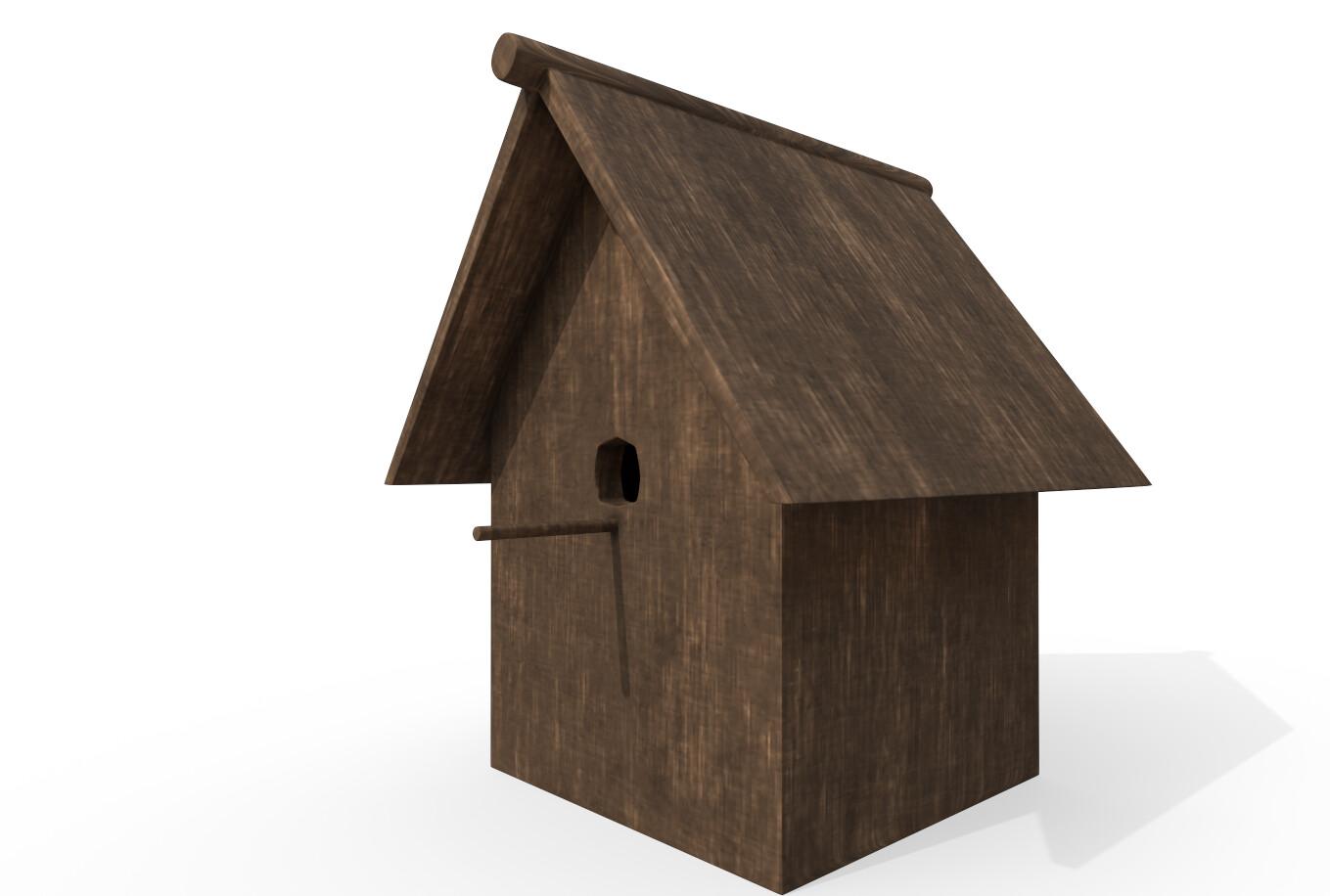 Joseph moniz birdhouse001d
