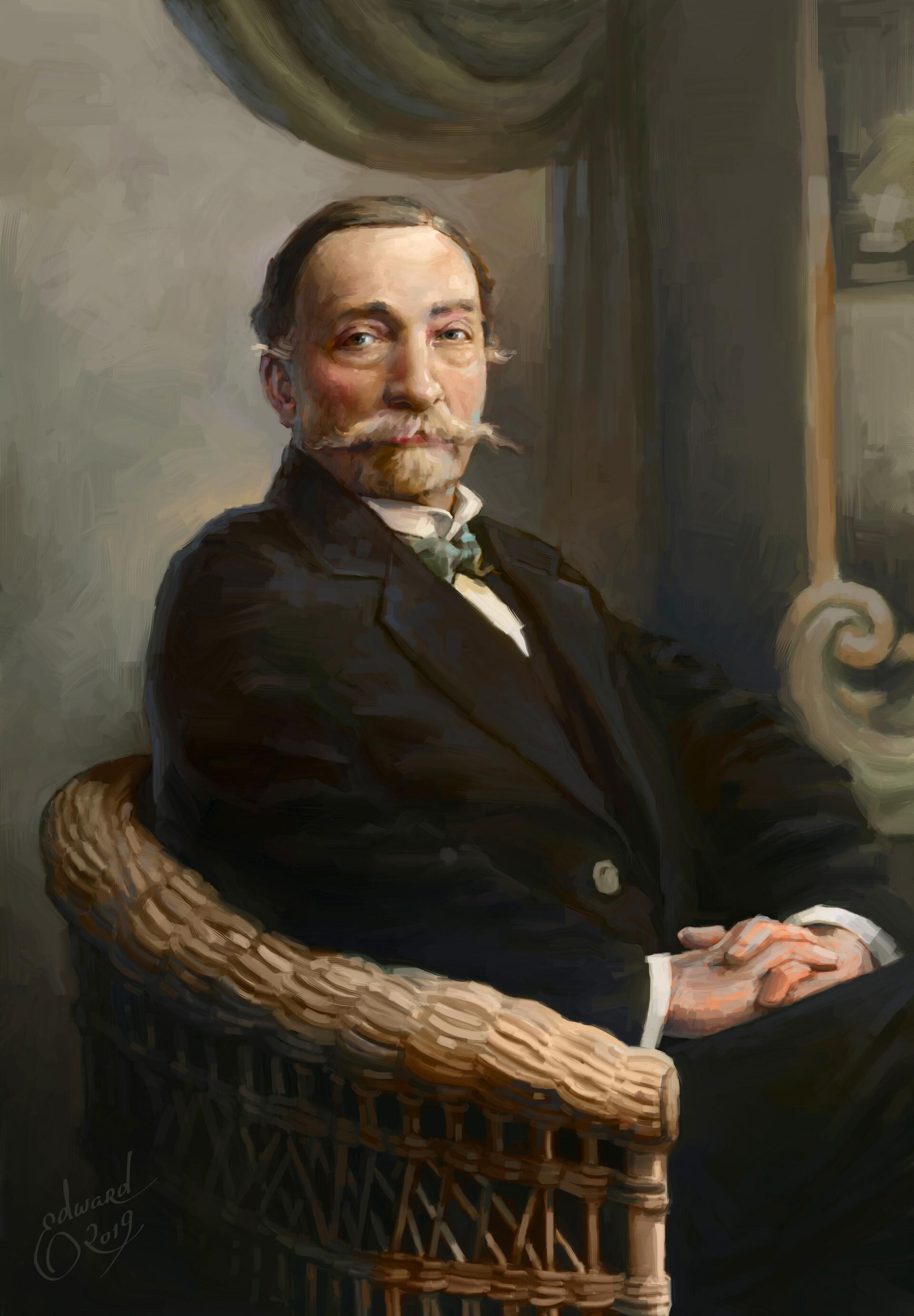 Edward halmurzaev 2
