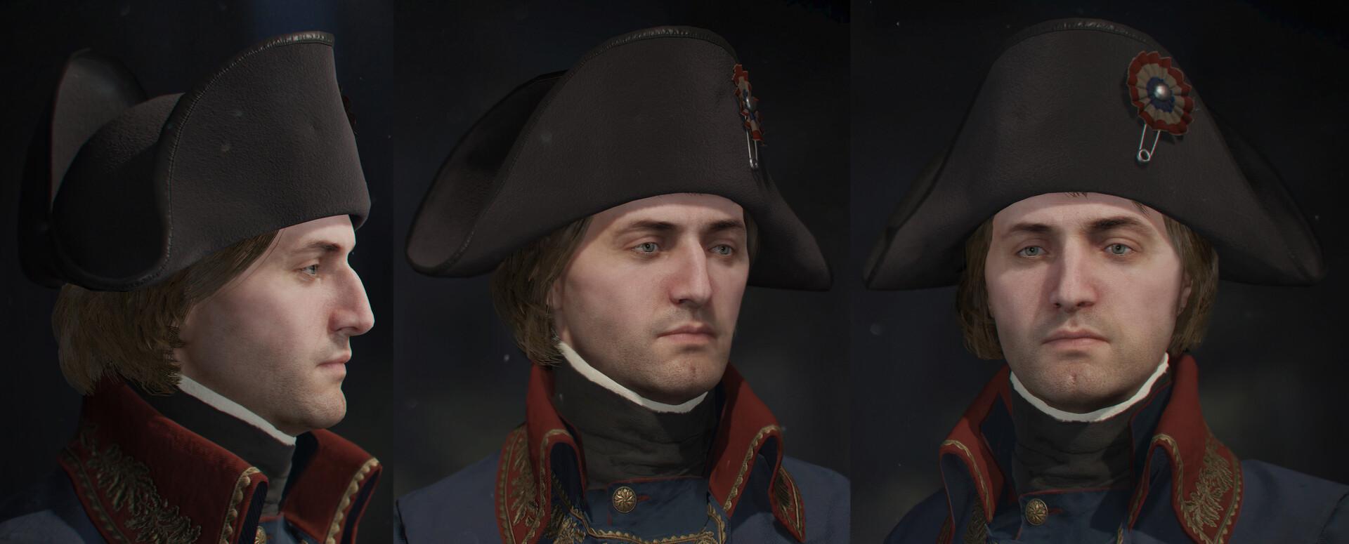 Raphael Boyon Napoleon Bonaparte Assassin S Creed Unity 2014