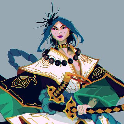 Hugo rizzon kabuki hugor 2