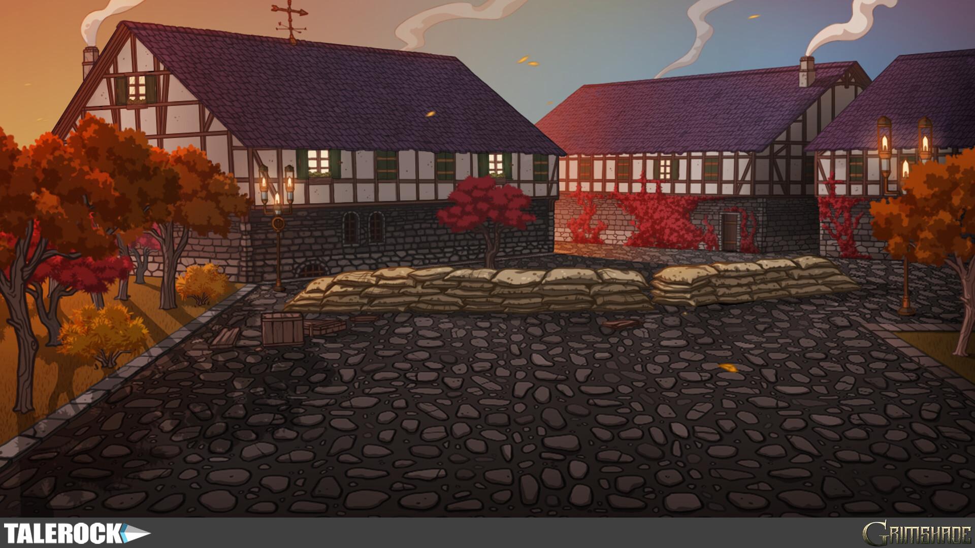 Talerock studio brannbattle