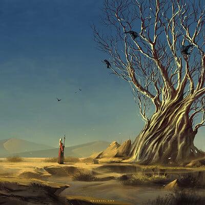 Nele diel the ancestor s tree