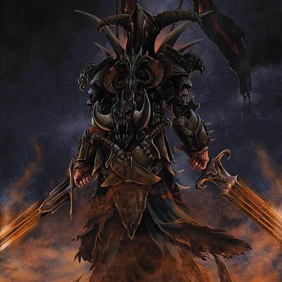 Laurent miny chaos warrior definitif 3