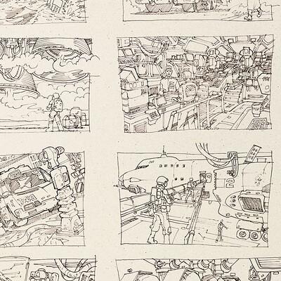 Paul adams doodles 3