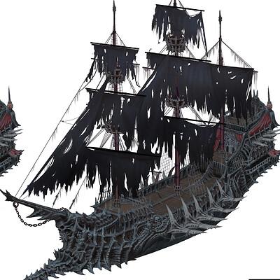 Hwanggyu kim ghost ship 002