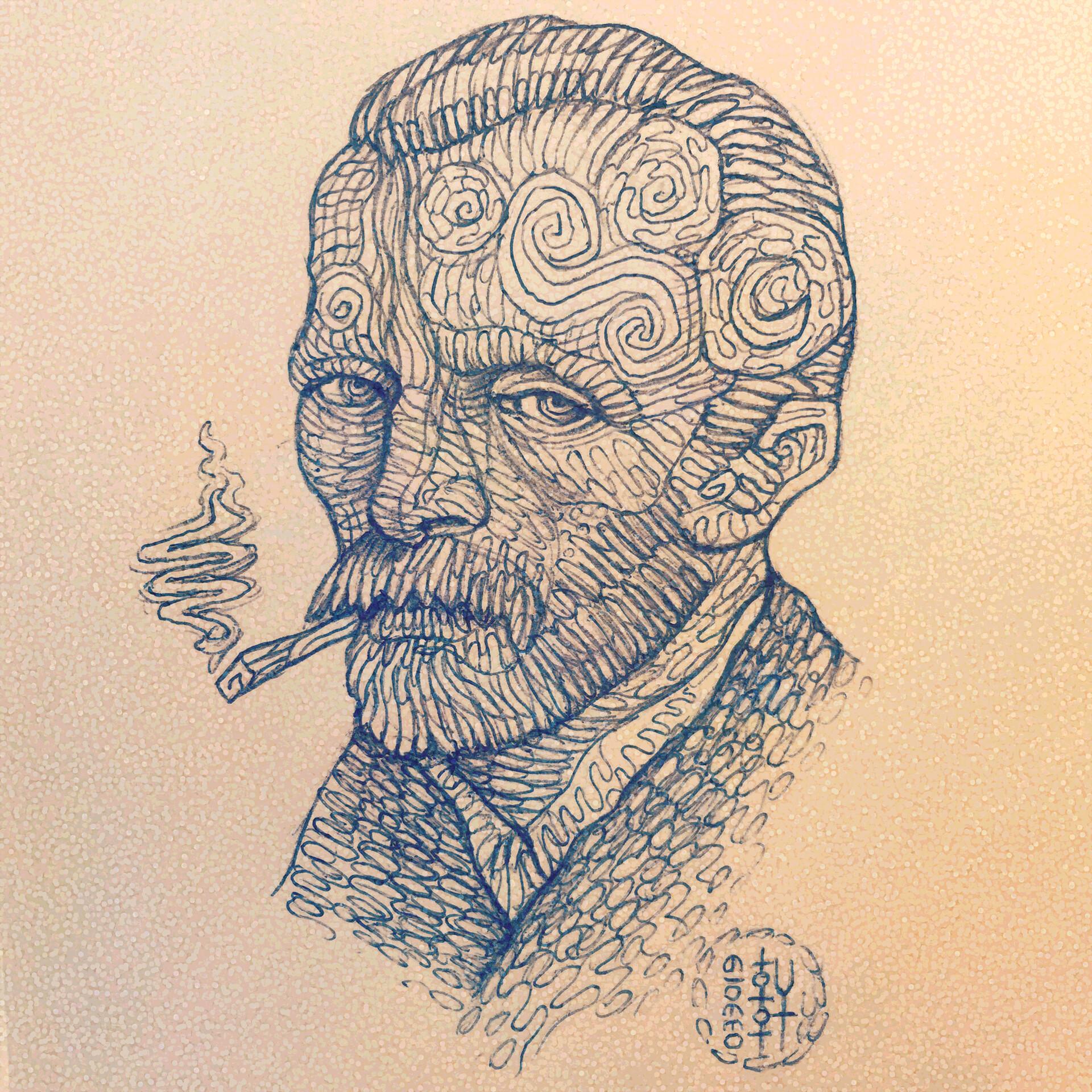 Van Gogh - Sketch