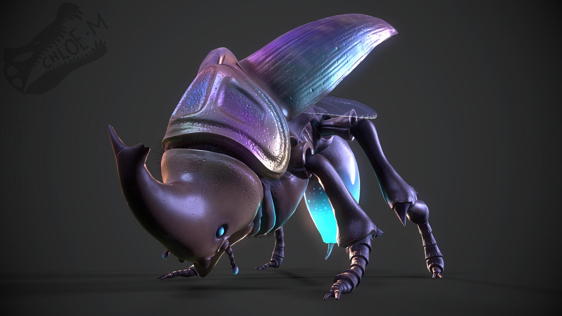 Chloe mccann beetle render 4