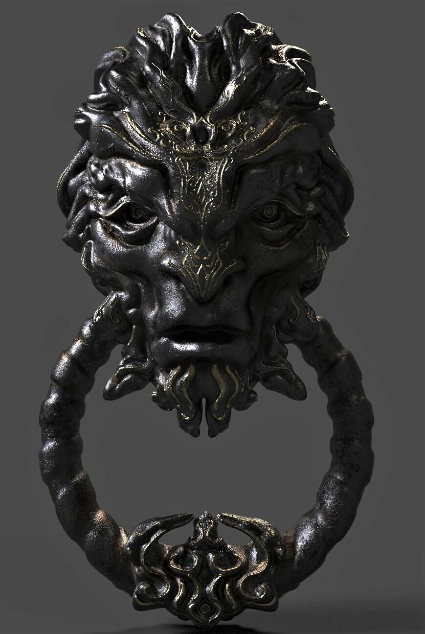 3D Game asset/ Concept design #5