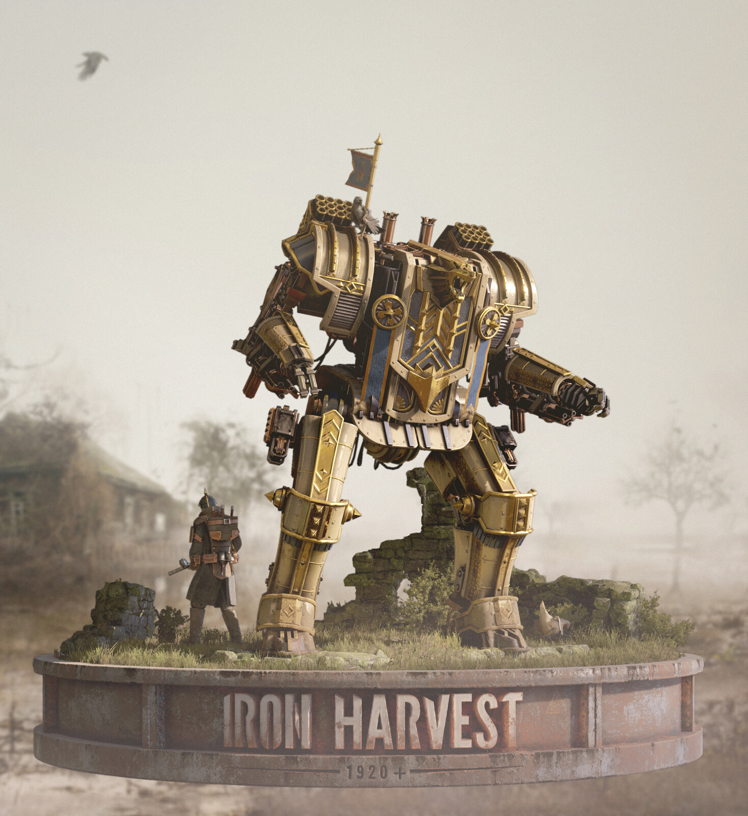 Iron Harvest - Internship