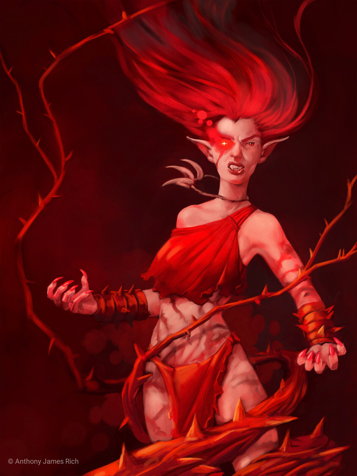 Bloodthorn Berserker