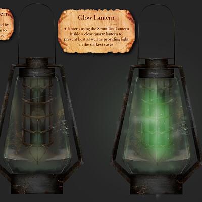 Sophie elisabeth martinez nightingale glow lantern
