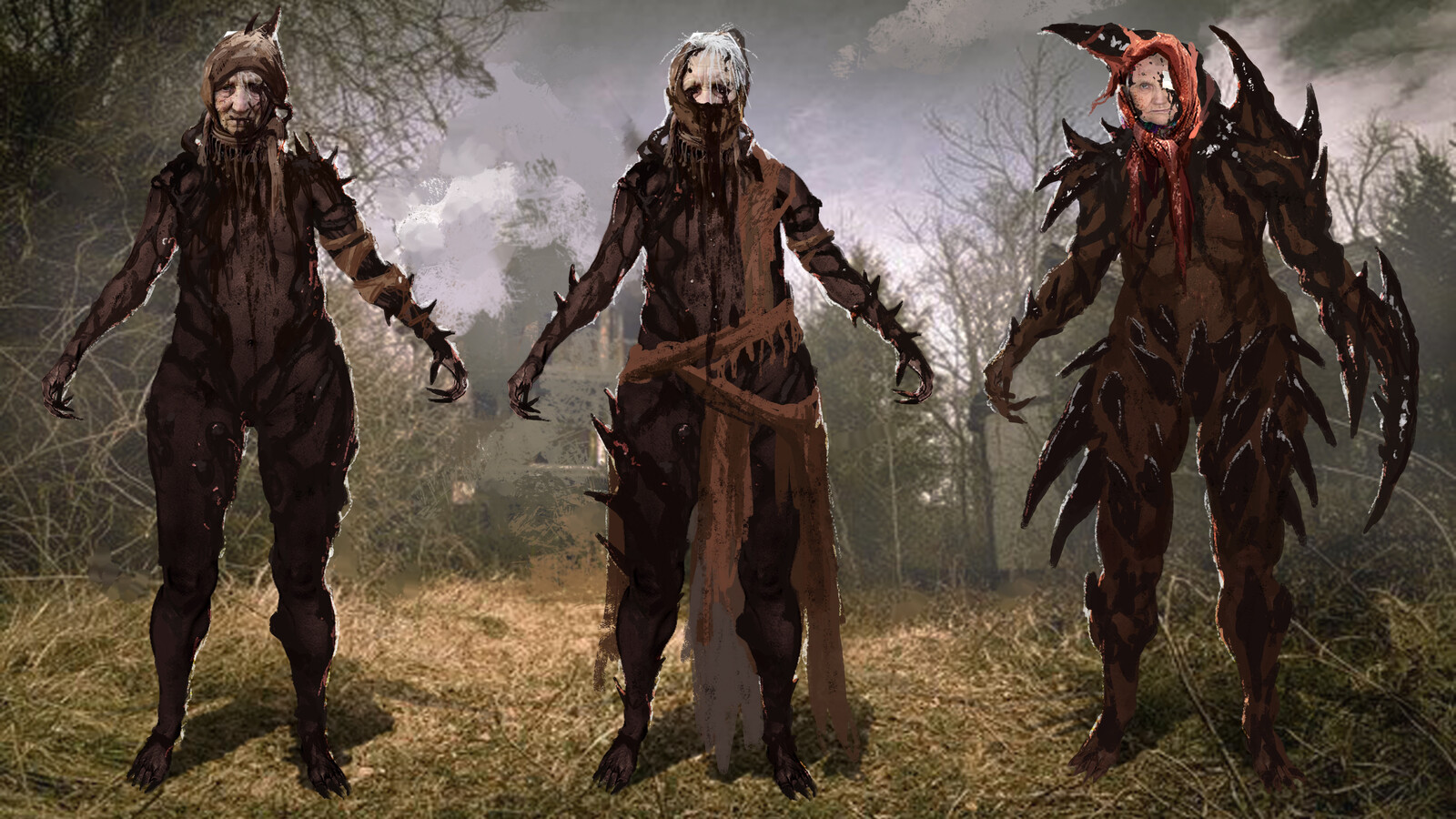 """""""SARKA"""" Work in progress game project-Unreal 4