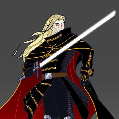 Rowan sherwin cyberpunk alucard s