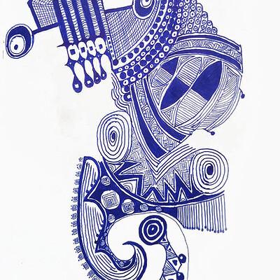 Daniel owhor drawing 3