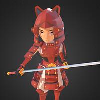 ArtStation - Battle Cats - Sushi Cat, JOJOinMESS (KHOR WEI