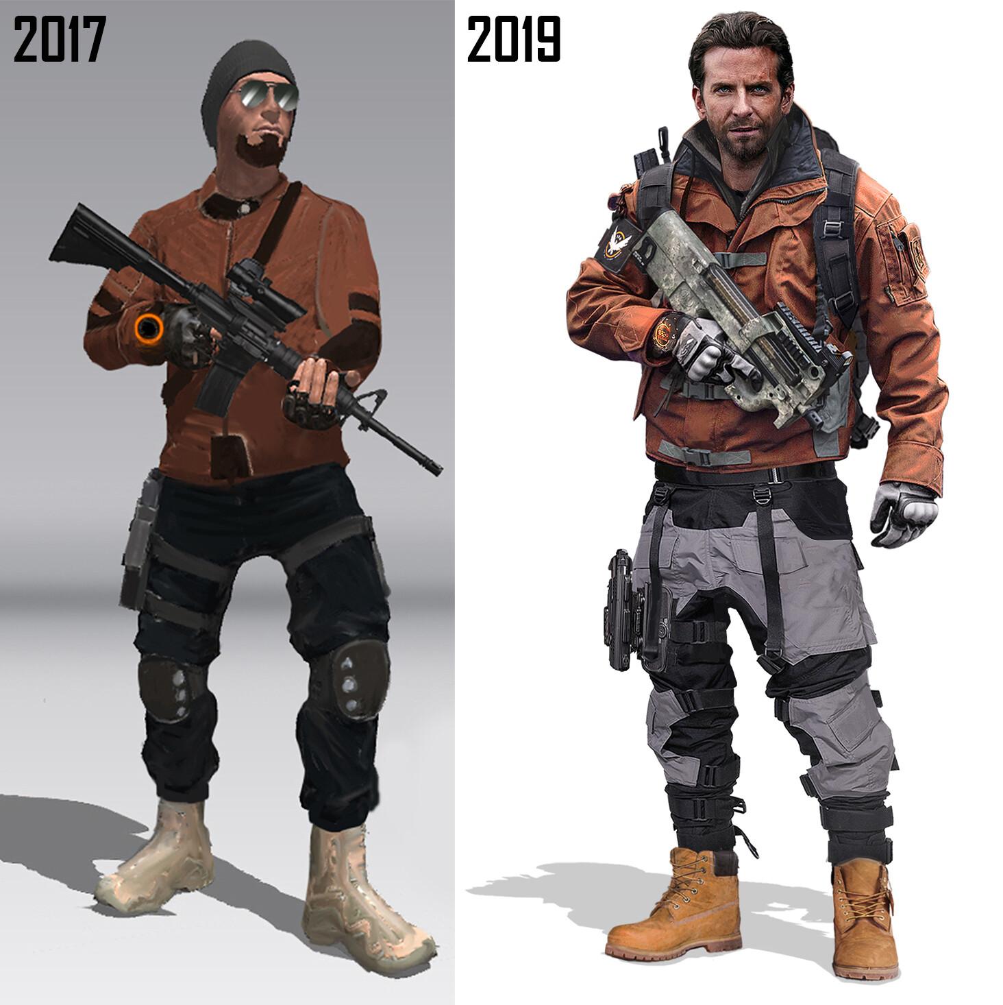 2017 vs 2019