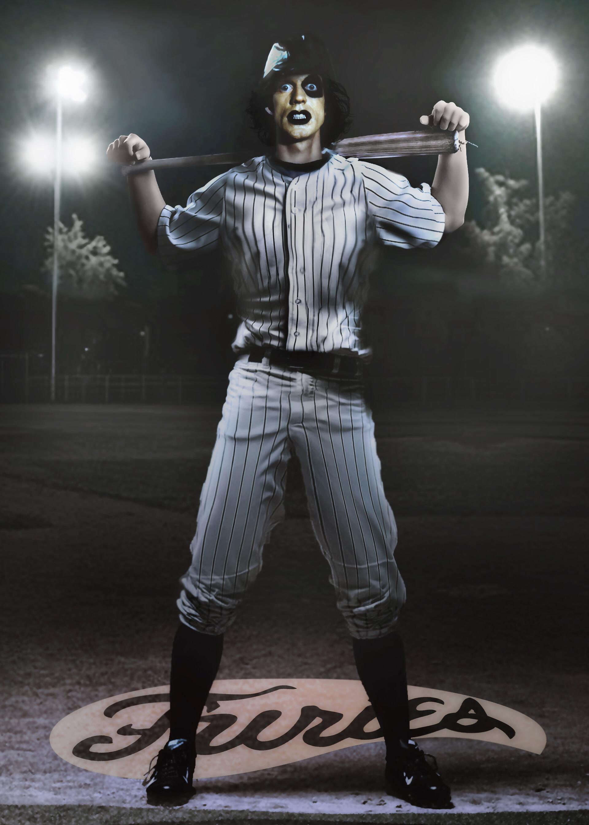 Patrick Belfiore Baseball Furies