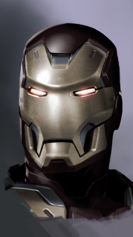 Another alternate take on the new helmet.