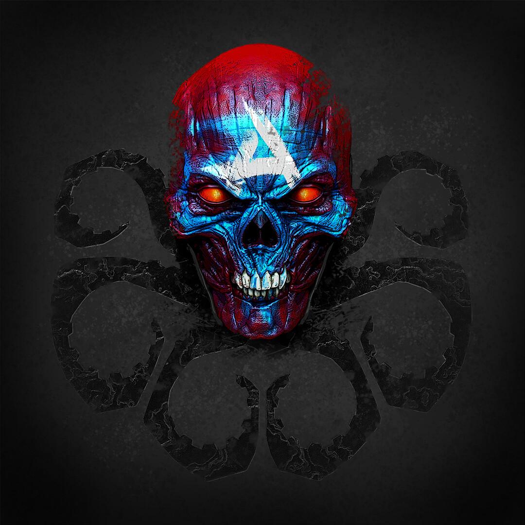 Cap'n Red Skull