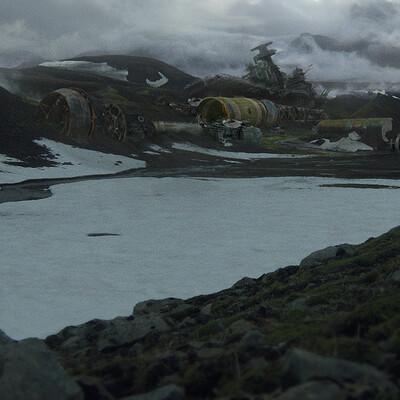 Oskar mnich arctic photobash v2