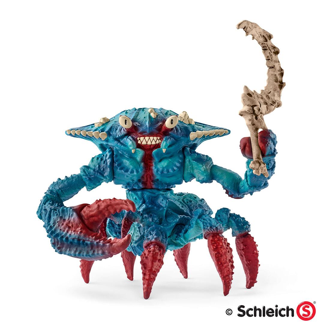 Dirk wachsmuth schleich portfolio 42495 wasserwelt kampfkrabbe pg 14