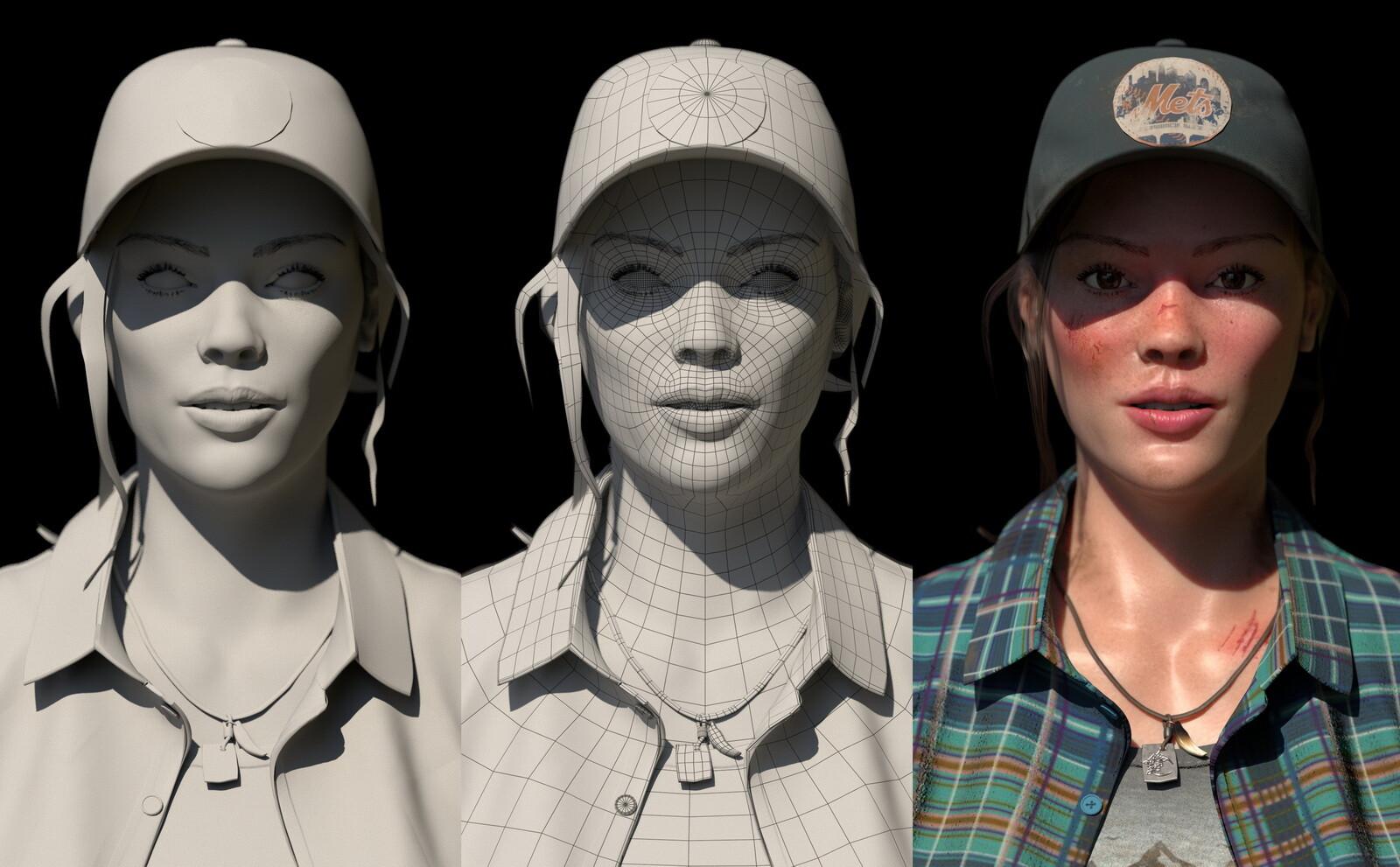 Michal klimecki michal klimecki 3d artist character modeling 08