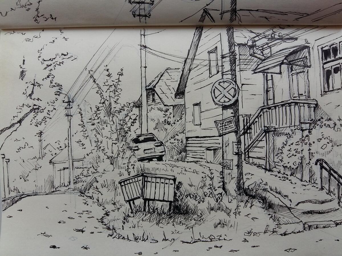 Michal klimecki drawings 05