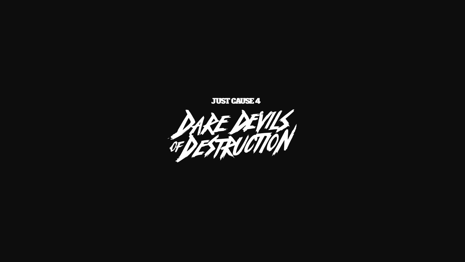 Just Cause 4: Dare Devils of Destruction Logo