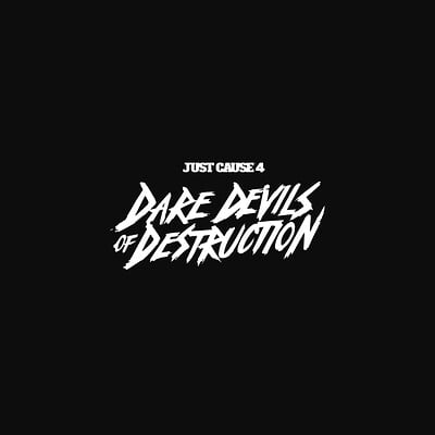 Jan wah li dare devils of destruction logo