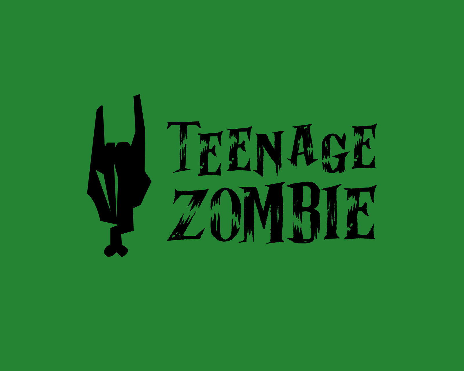 Teenage Zombie - Identity Design