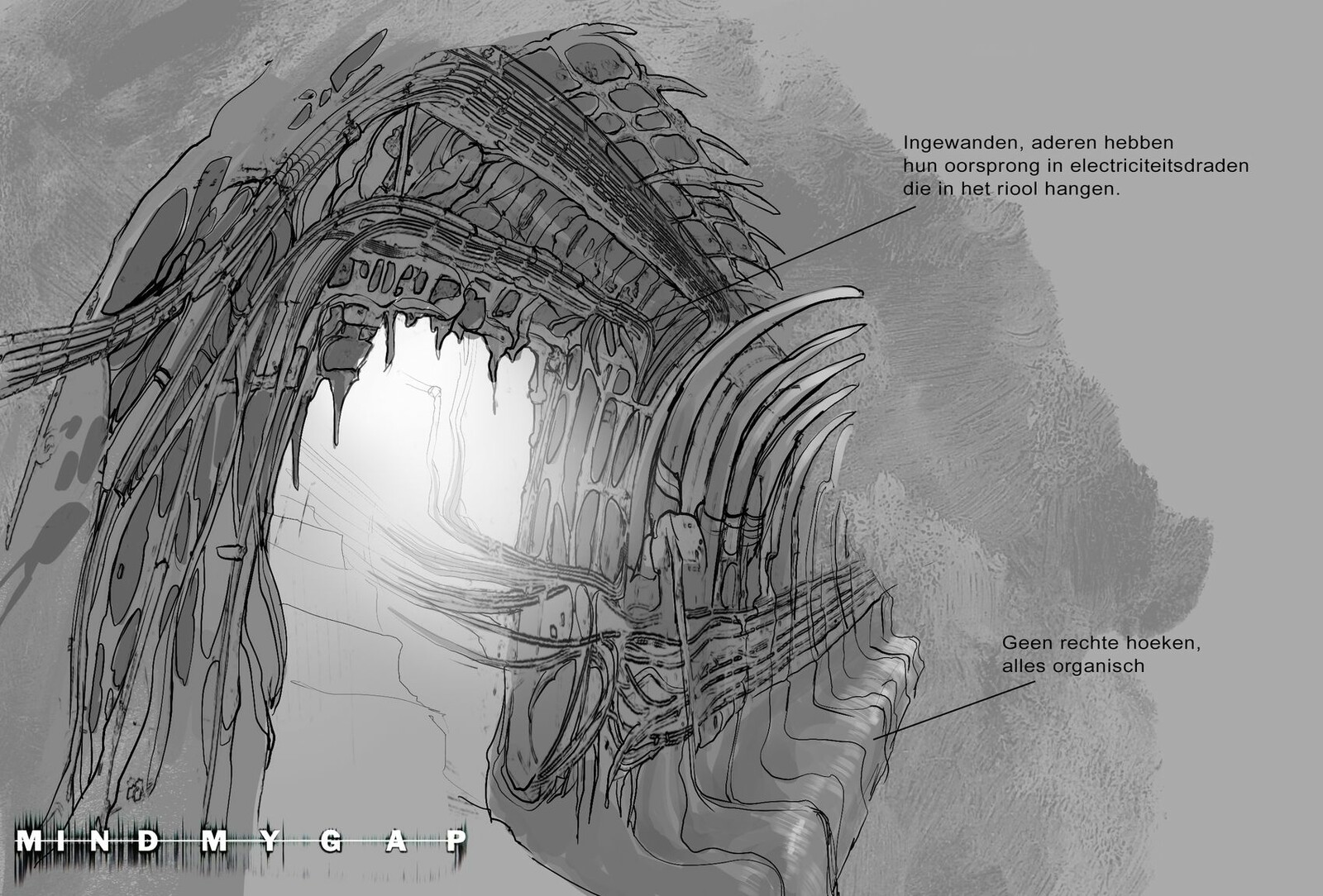 Sewers Sketch 02