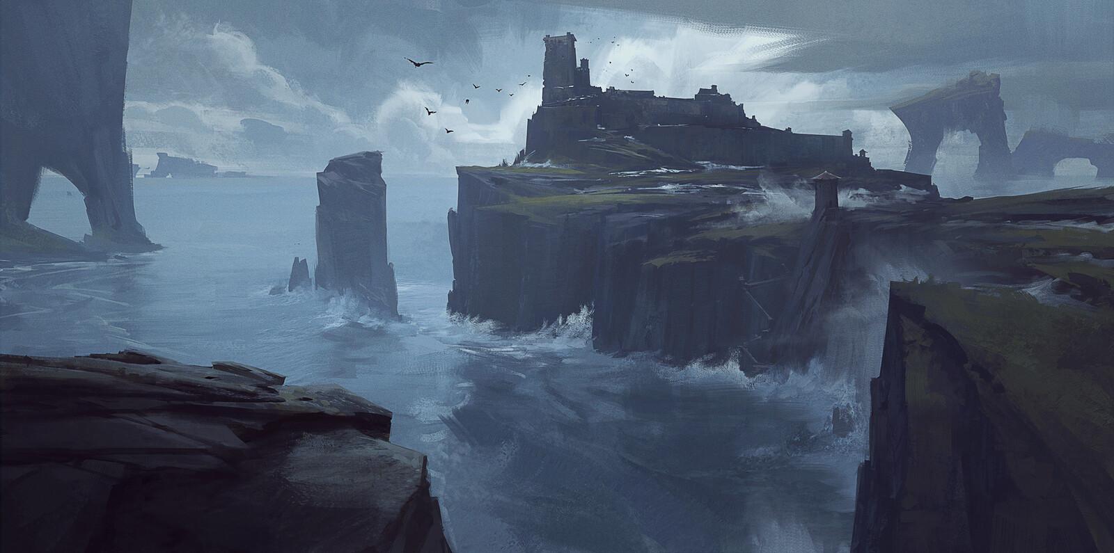 Haven - Seaside Castle