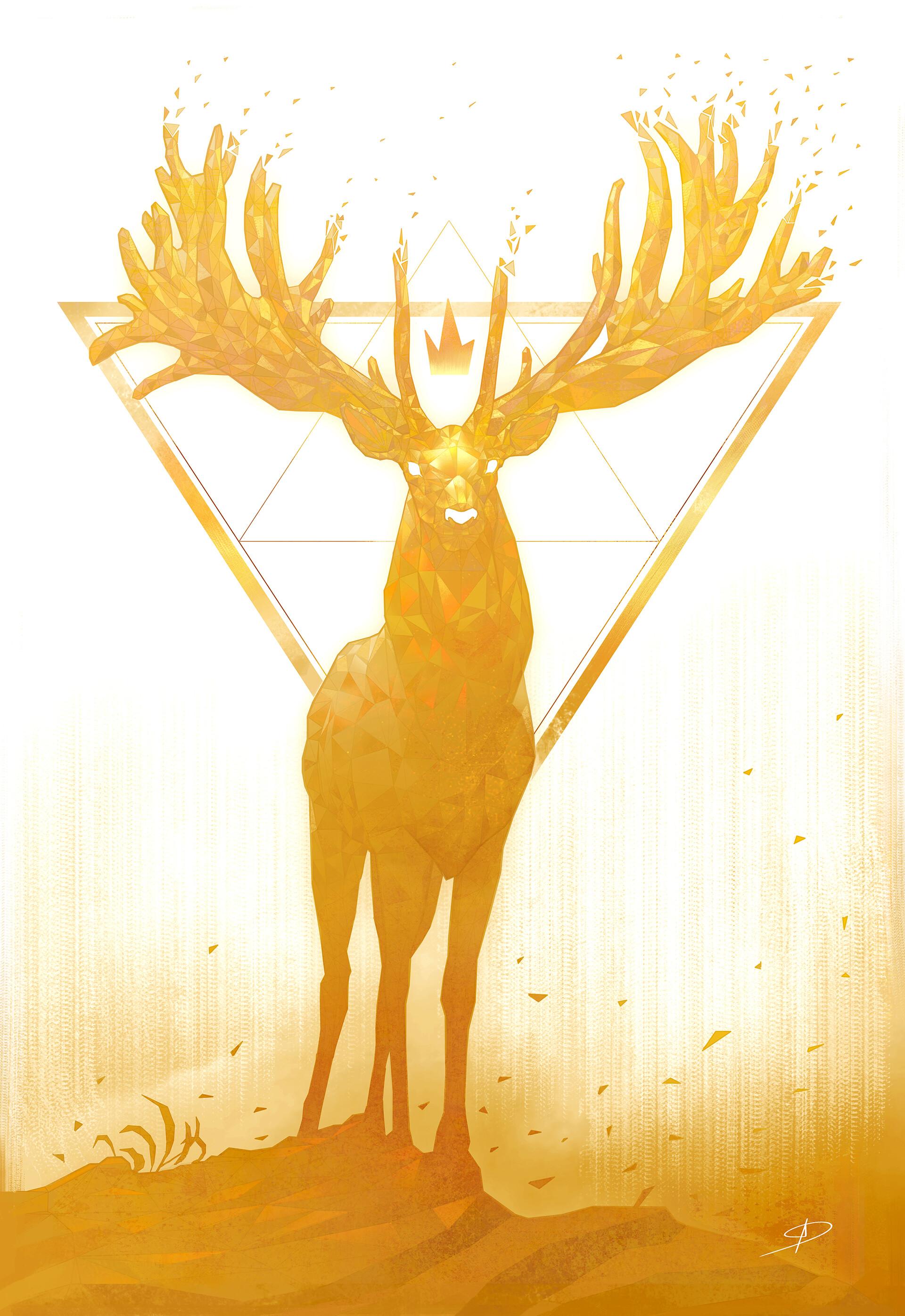 David alvarez dalvarez forest spirit