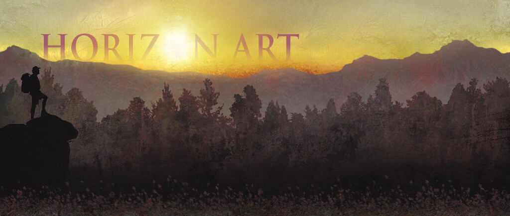 Horizon Art Masthead