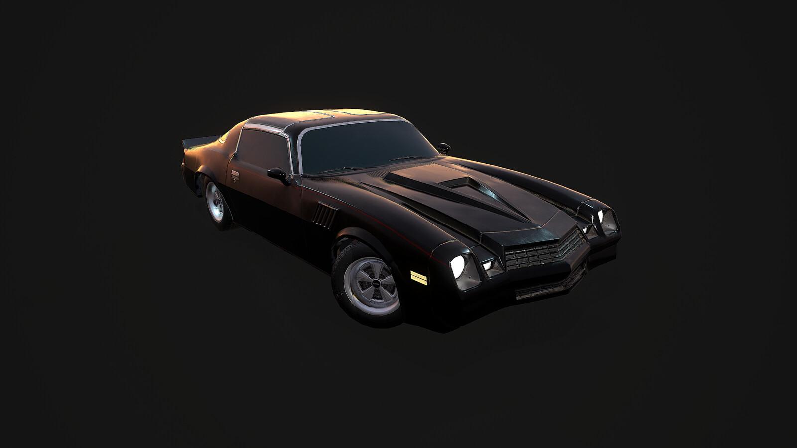 79' Camaro