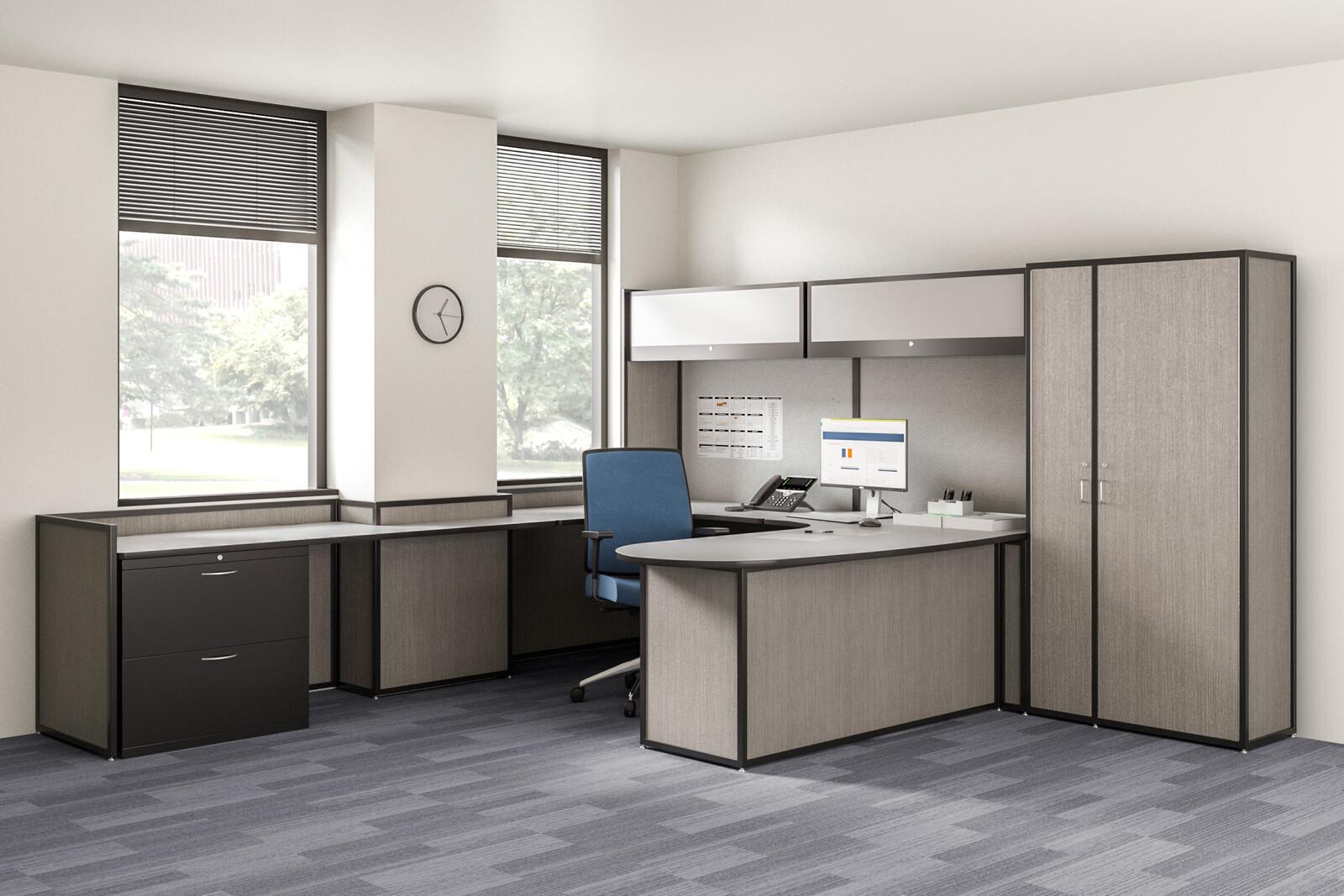 InteriorConcepts Desk Scene