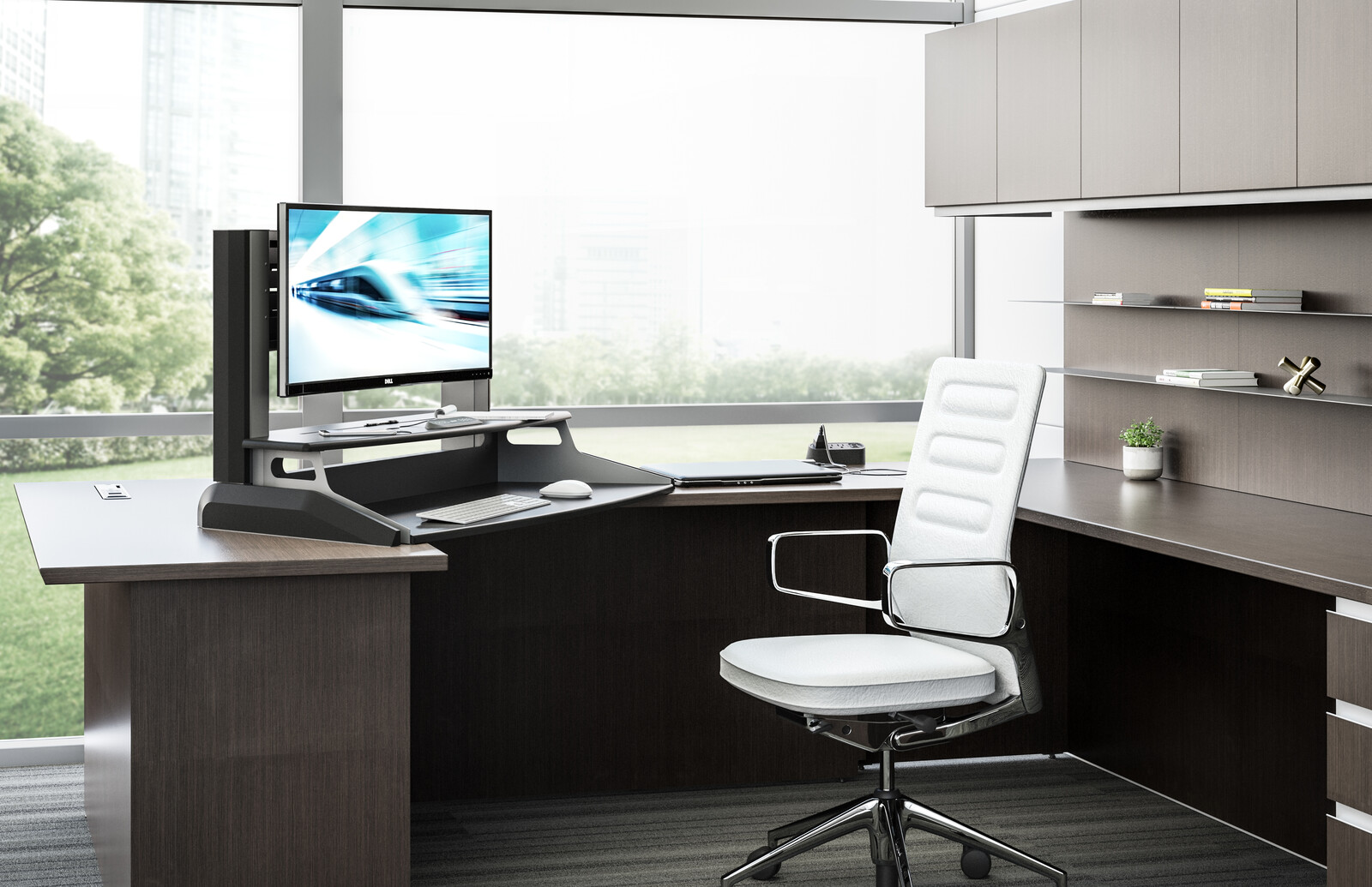 Accel Sit-to-Stand Private Office