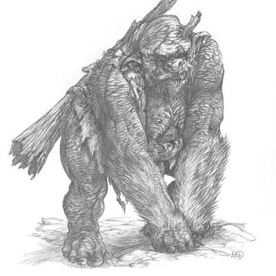 Laurent miny troll