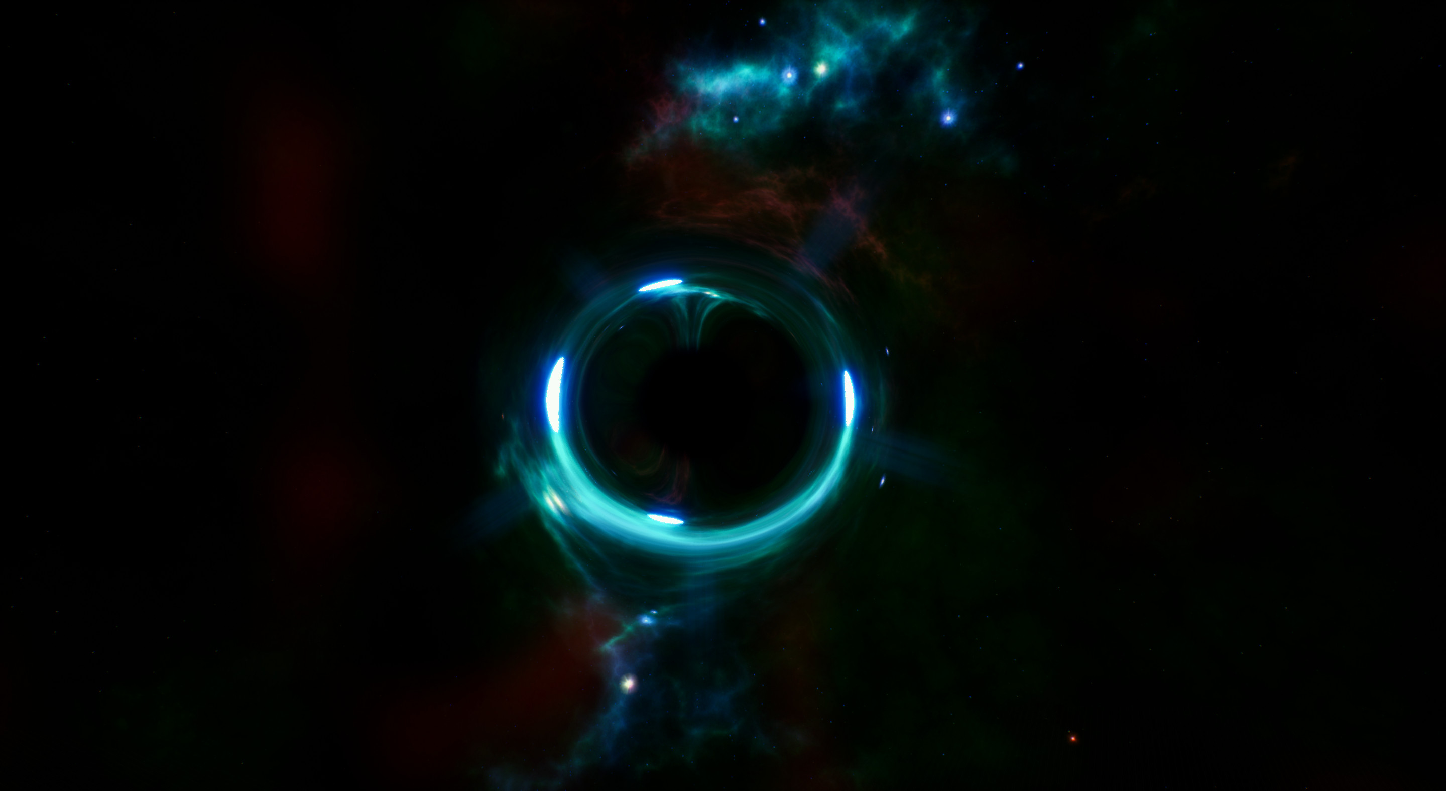 Black Hole Shader