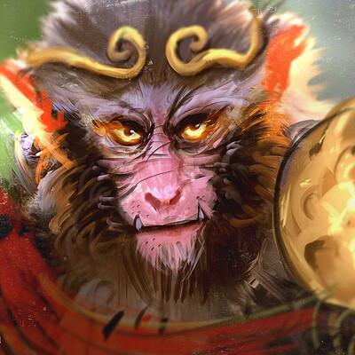Benedick bana monkey king lores