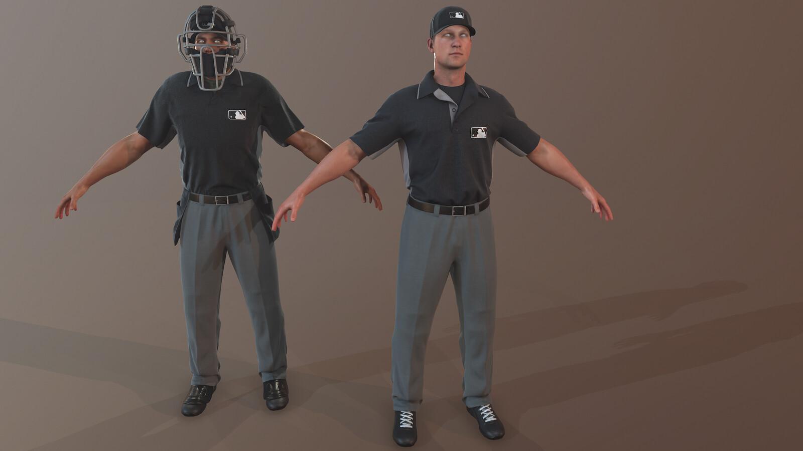 RBI 19 Umpire