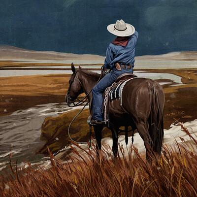 Piotr sokolowski 90 western story