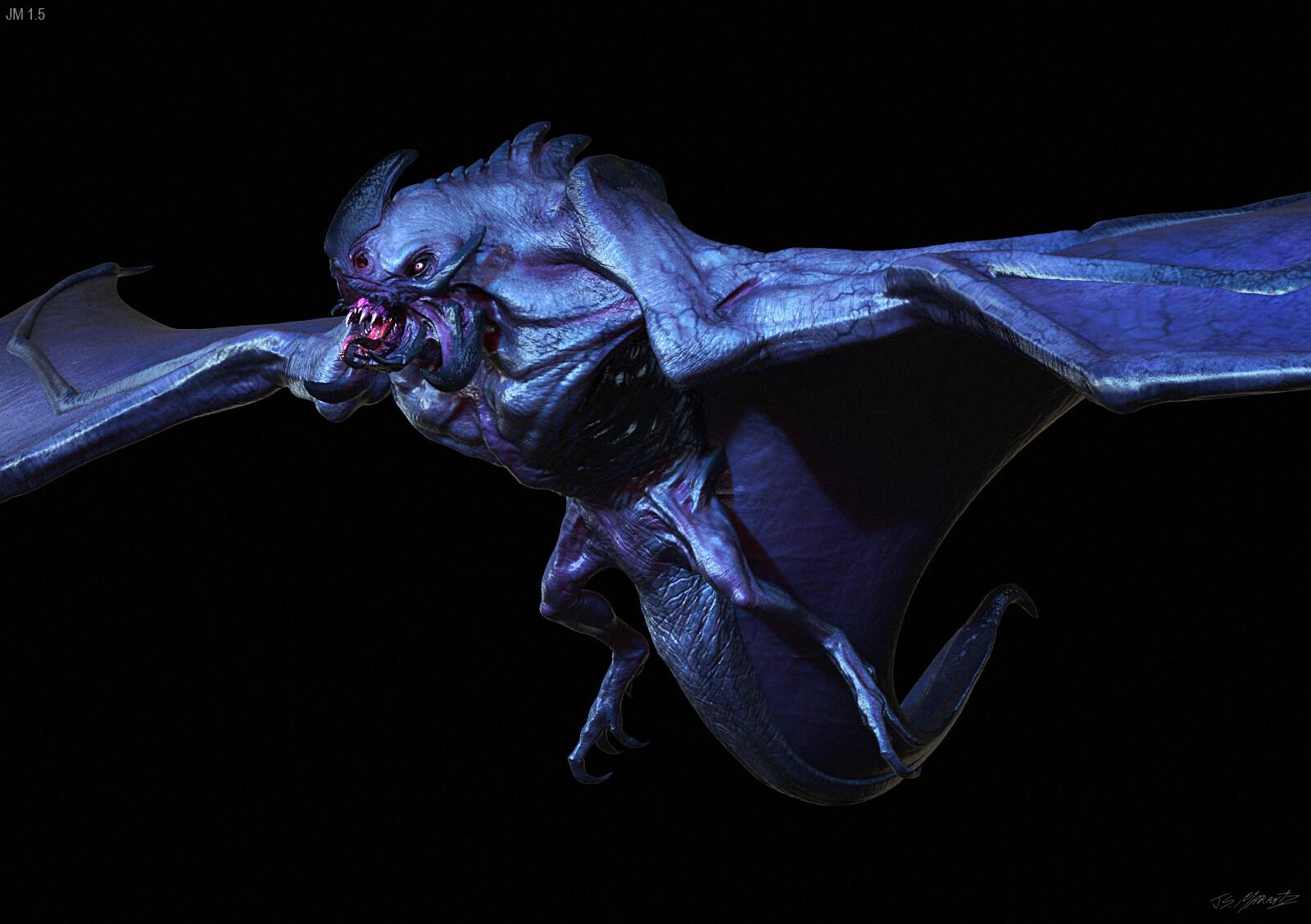 Avengers Infinity War Bats