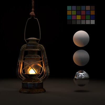 Khachik astvatsatryan lantern